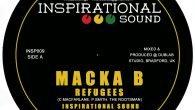 """Macka B """"Refugees"""" – 7 Inch (Inspirational Sound – 2016) Was für ein treibender Steppers Riddim den Inspirational Sound und The Rootsman da zusammengeschraubt haben! Und niemand geringeres als Macka […]"""