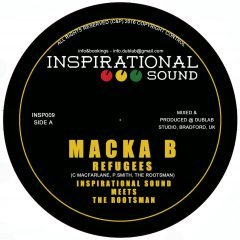 "Macka B ""Refugees"" (Inspirational Sound)"