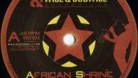 """Weeding Dub meets The Afro Wild Section """"African Shrine""""–7 Inch (Wise & Dubwise Recordings – 2016) Was für eine unglaublich kraftvolle Single, die da auf Wise & Dubwise Recordings das […]"""