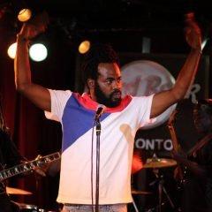 Exco Levi, Ammoye, Steele, Kafinal & Sonia Collymore, Hard Rock Cafe, Toronto, 29.7.16