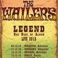 The Wailers – Deutschlandtour abgesagt! Die für den Dezember 2016 angekündigte Tournee von THE WAILERS ist heute leider abgesagt worden. Aufgrund von Unstimmigkeiten unter den Bandmitgliedern und aufgrund von rechtlichen...