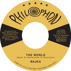 "Bajka ""The World"" / ""Invisible Joy"" (Philophon)"