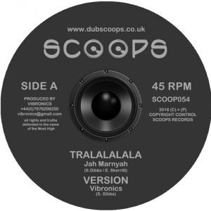 "Vibronics feat. Jah Marnyah ""Tralalalala"" & ""Dirty Babylon"" – 2×10 Inch Vibronics feat. Splitz Horns ""Glorify"" & Saralène ""Judgement Day"" (Scoops – 2016) ""Tralalalala"" – das ist ja auch mal […]"