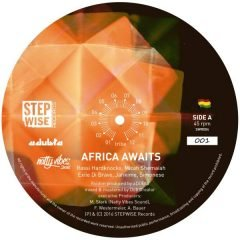 "Rassi Hardknocks, Micah Shemaiah, Jahkime, Sista Simonese & Exile Di Brave ""Africa Awaits"" (Stepwise Records)"