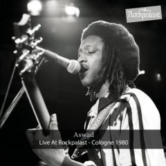 "Aswad ""Live At Rockpalast – Cologne 1980"" (WDR/MIG-Music)"