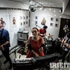 The Skints, Selekta Reggae Record Shop, Hamburg, 25.11.16