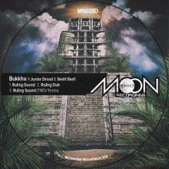 "Bukkha feat. Junior Dread & Skelli Skell ""Ruling Sound"" (Moonshine Recordings)"
