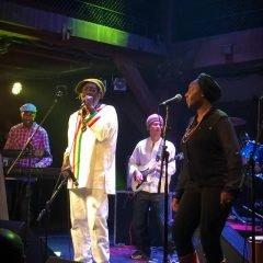 Papa Curvin's Original X-Mas Reggae Show, Fabrik, Hamburg, 24.12.16
