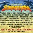 Summerjam 2017 Das Lineup füllt sich schnell. Gerade wurden Patrice, Sido, G-Eazy sowie Toots & The Maytals und Nattali Rize bestätigt. Neben Reggae und Dancehall werden auch weiterhin Artists anderer...