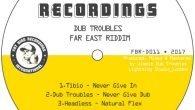 "Dub Troubles feat. Tibio & Headless ""Far East Riddim"" – digital EP (Fat Bird Recordings – 2017) Fat Bird Recordings ist schon seit einiger Zeit an vorderster Front in Sachen […]"