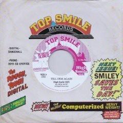 "High Smile HiFi feat. Koa Aloy ""Tell Dem Again"" (Top Smile Records)"