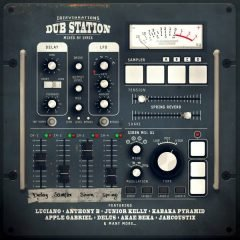 "Irievibrations ""Dub Station"" (Irievibrations Records)"