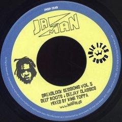 Mixtape: Dreadlock Session inna Rub-A-Dub Stylee Vol. 5 – King Toppa