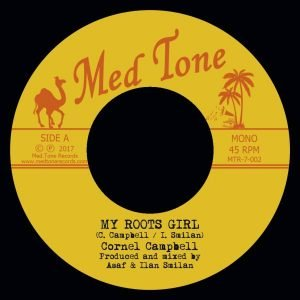 "Cornel Campbell ""My Roots Girl"" / Med Tone Allstars ""Rootical Skank"" U-Roy ""My Ethiopian Queen"" / Ilan Smilan ""Queen Of Sheba"" – 2 x 7 Inch (Med Tone Records – […]"