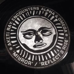 "Aketi Ray Meets Alpha & Omega ""Mirror"" / ""Reflect & Rise"" (Steppas Records)"