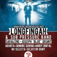 """Longfingah Releaseparty! Rebel Vibes presents the record release party for Longfingah´s new album """"Urban Mystic"""". Longfingah will be live on stage with his brand new Sub Pressure Band. Special guests […]"""