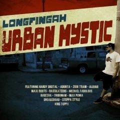 """Longfingah """"Urban Mystic"""" (GuerillJah Productions)"""