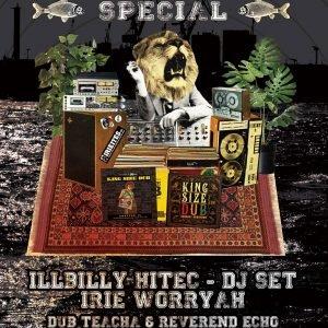 """Illbilly Hitec aus Berlin hat mit """"One Thing Leads To Another"""" gerade das dritte Album bei Echo Beach veröffentlicht (co-produziert von Dubmatix aus Kanada). Alex, der Kopf der Band wird […]"""