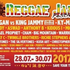 Reggae Jam 2017 Auf ein Neues! Wie schon seit einer halben Ewigkeit, werden sich auch in diesem Jahr die Reggae- und Dubheads aus allen möglichen Regionen Deutschlands und Europas in […]