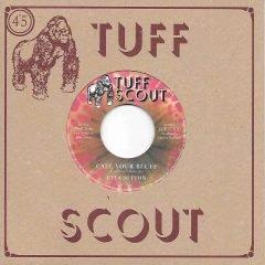 """Ella Sutton """"Call Your Bluff"""" / Floyd Afrika """"Bluff Dub"""" (Tuff Scout)"""