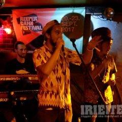 Tóke & The Soultree Collective feat. Ras Muhamad, Grüner Jäger, Hamburg, 3.8.17