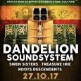Am 27. Oktober präsentieren Roots Descendents & Irie Ites ein wahres Schmankerl aus der deutschen Soundsystem Szene: Dandelion Soundsystem kommen mit ihrem einmaligen Soundsystem ins Kasseler Panoptikum. Neben Unmengen an...
