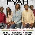 Raging Fyah sind eine der besten und talentiertesten Bands der neuen Rootsreggae-Szene Jamaikas, die seit einiger Zeit auch außerhalb der Insel durchstarten. Raging Fyah gründeten sich 2006 und sind bis...
