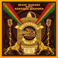 "Brain Damage meets Harrison Stafford ""Liberation Time"" (Jarring Effects)"