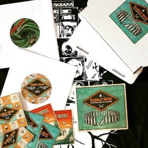Out now… very limited, exclusive edition! Illbilly Hitec's brand new Rude Boy Talk 7″ vinyl feat. Jah Tung from Australia and High Smile HiFi from Switzerland on Irie Ites Music […]