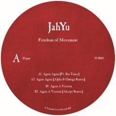 "JahYu ""Freedom Of Movement"" (Tripedal Crow Records)"