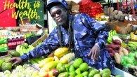 """Macka B """"Health Is Wealth"""" (Greensleeves – 2017) Macka B setzt schon sein einiger Zeit auf Gesundheit. Neben medizinischem Marijuana hat er sich vor allem Essen und Essensgewohnheiten im Allgemeinen […]"""