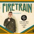 Firetrain alongside Gardna (UK) im Gleis 22 Der Firetrain nimmt im Dezember richtig Fahrt auf! Die Firetrain-Crew ist stolz, einen jungen Künstler aus Bristol zu präsentieren! Die Rede ist von...