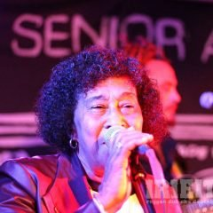 The Skatalites feat. Doreen Schaffer, Support: The Senior Allstars, Monkeys Music Club, Hamburg, 4.11.17