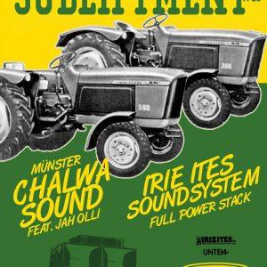 Irie Ites startet am 17.2. die nächste Soundsystem-Sause in Kassel. Mit dabei die Veteranen von Chalwa Sound an den Tellern und MC Jah Olli am Mikrofon. Wir freuen uns auf […]