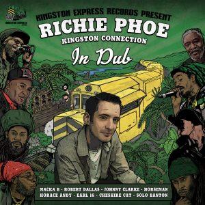 """Richie Phoe """"Kingston Connection In Dub"""" (Kingston Express – 2018) Die Originale zu den vorliegenden Dubs erschienen im Juni 2017 und haben mächtig für offene Ohren gesorgt. Für das Album […]"""