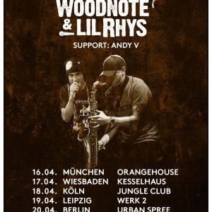 Der Saxophonist, Komponist und Produzent Mr. Woodnote stammt aus Australien und lebt in Bristol. Zusammen mit Lil Rhys war er dort einer der berühmt-berüchtigsten Straßenmusiker. Seit einiger Zeit hat er […]