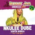 Nkulee Dube-- einige Zeit lang habe ich mir schon gewünscht, dass sie wieder nach Europa kommt. Letztes Jahr war sie in Rototom, aber Hand aufs Herz: Wer bekommt denn Mitte...