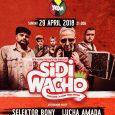 Tropy Vibes, IrieItes.de & Yaam present SIDI WACHO – Cumbia, Balkan & Hip-Hop! Line up: SIDI WACHO (Live – Chile/France) Selektor Bony (Tropy Vibes Berlin/Mexico) Lucha Amada (Berlin) SIDI WACHO […]