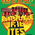 STRONG MUSIC FOR STRONG PEOPLE After a great season start with Chalwa Sound in February we present you the next booking outta Reggaetown Münster:Get ready for ROOTSPLAGUE SOUNDSYSTEM ! Well...