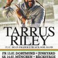 Tarrus Riley Tarrus Riley gilt als eines der größten Gesangstalente Jamaikas. Der Sohn des ehemaligen Uniques-Sängers Jimmy Riley gehört inzwischen zu den größten Reggaestars der neuen Generation. Seinen Durchbruch feierte...