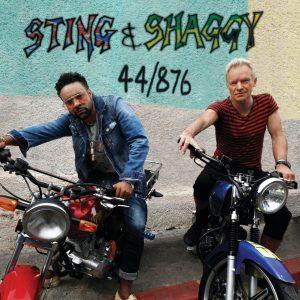 """Sting & Shaggy """"44/876"""" (A&M Records/Sting International – 2018) Mr. Lover Lover und der Englishman inna combination! Was? Shaggy und Sting zusammen auf Album-Länge? Was zunächst überraschend klingt, ist eigentlich..."""