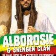 """Alborosie in Deutschland Sein Zuhause ist Kingston, sein Ursprung liegt in Sizilien. In Italien war er ein gefeierter Reggaestar, doch 2001 wurde es ihm dort zu eng. Er sagte ,,Arrivederci!"""",..."""
