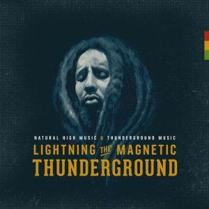 """Lightning The Magnetic """"Thunderground"""" (Natural High Music/Thunderground Music – 2018) Das Album """"Thunderground"""" von Lightning The Magnetic aka Stephen Newland (Rootz Underground) schwirrt schon eine ganze Zeit lang als Ankündigung..."""