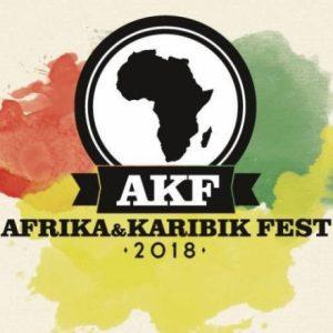 Afrika-Karibik-Fest Wassertrüdingen Logo