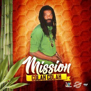Colah Cover 2018 Album Mission