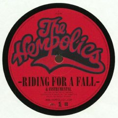 "The Hempolics ""Riding For A Fall""/""Come As You Are"" (Shark Free Records)"