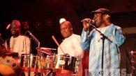 """Orchestra Baobab Die westafrikanische Kultband Orchestra Baobab blickt auf eine lange Geschichte zurück. Gegründet wurde die Ursprungsformation Ende der 60er Jahre in Dakar als für den Club """"Baobab"""" eine Hausband […]"""