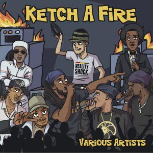 Ketch A Fire (Reality Shock Records – 2018) Kris Kemist, der Kopf und Produzent von Reality Shock Records, hat mal wieder zugeschlagen! Und mit ihm gleich eine ganze Reihe von...