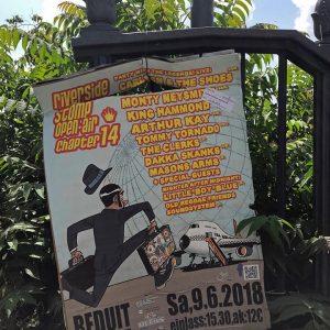 Der Sommer ist nun gefühlt schon länger da und Birgit, Markus und Herrmann organisieren jedes Jahr immer wieder einen tollen Festivaltag mit wirklich tollen Kapellen. Ich erwähne die 3 stellvertretend...