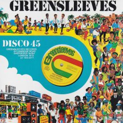 """Johnny Osbourne """"Fally Ranking""""/""""Trench Town School"""" (Greensleeves)"""